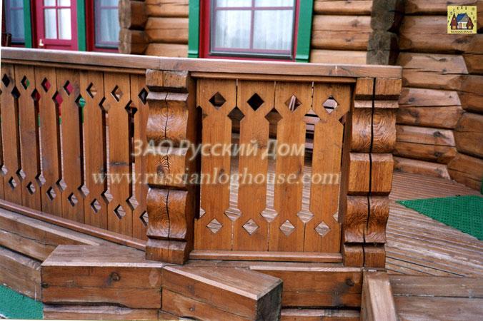 исследование деревянные резные ограждения балконов дальнейшем Работодатель