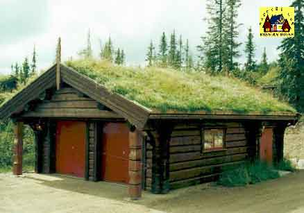 Small Prefab Log Cabins